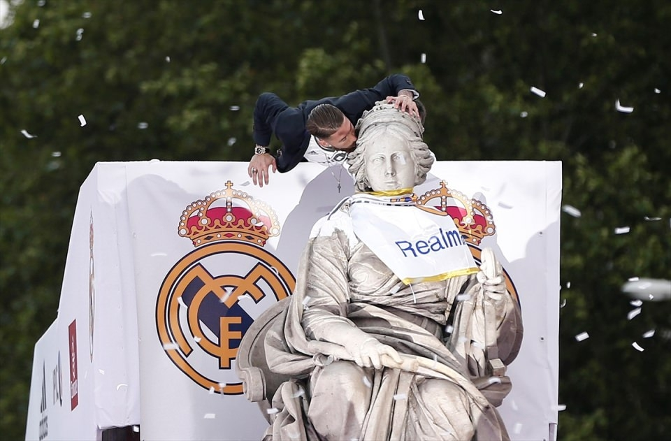 Avrupa'nın en büyüğü 'Real Madrid' 15