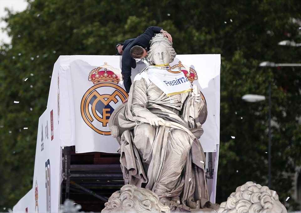 Avrupa'nın en büyüğü 'Real Madrid' 16