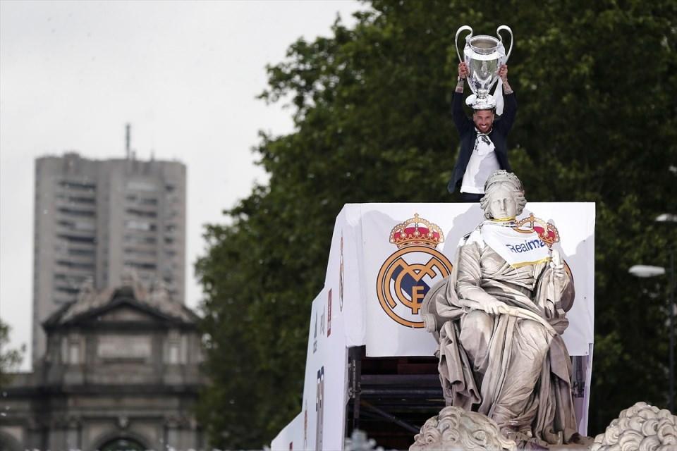 Avrupa'nın en büyüğü 'Real Madrid' 18