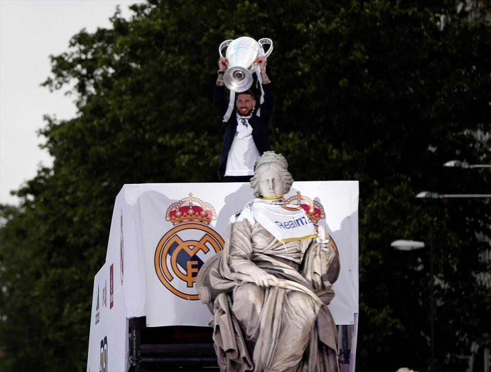 Avrupa'nın en büyüğü 'Real Madrid' 20