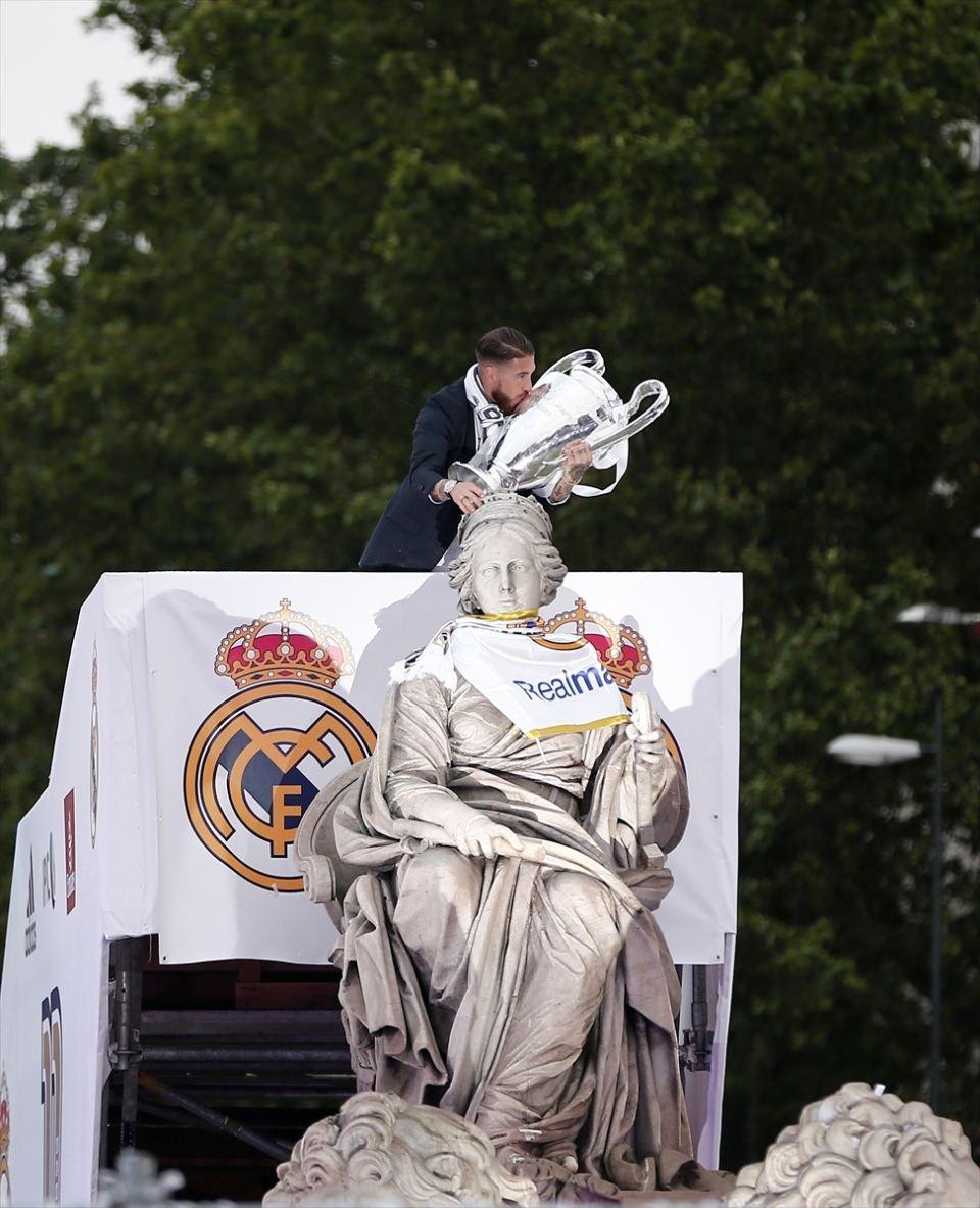 Avrupa'nın en büyüğü 'Real Madrid' 22