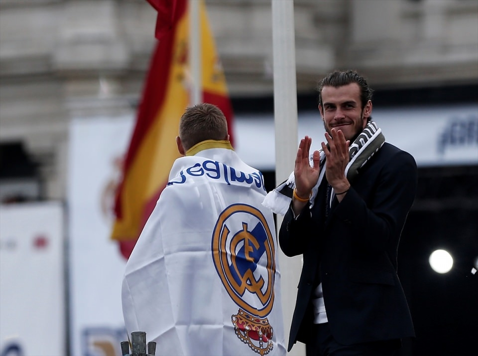 Avrupa'nın en büyüğü 'Real Madrid' 27