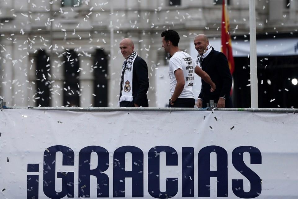 Avrupa'nın en büyüğü 'Real Madrid' 32