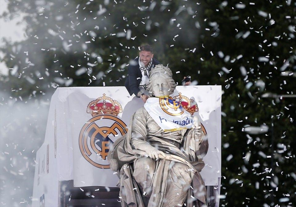 Avrupa'nın en büyüğü 'Real Madrid' 35