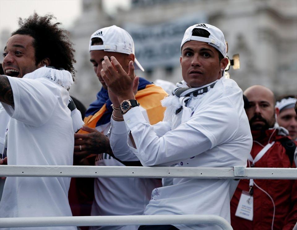 Avrupa'nın en büyüğü 'Real Madrid' 36