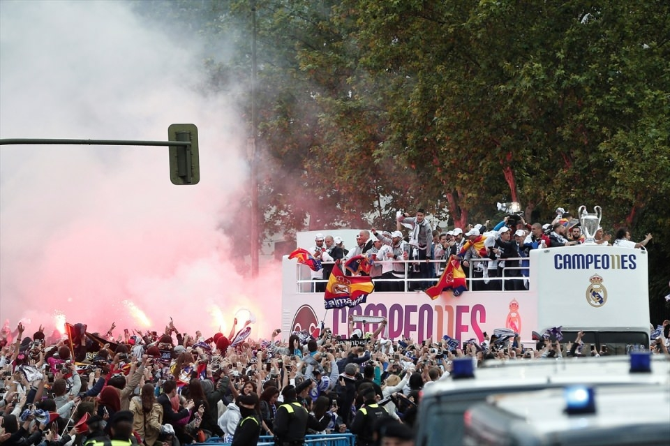 Avrupa'nın en büyüğü 'Real Madrid' 41