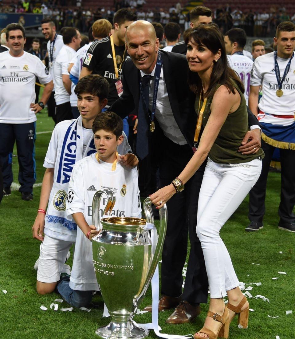 Avrupa'nın en büyüğü 'Real Madrid' 6