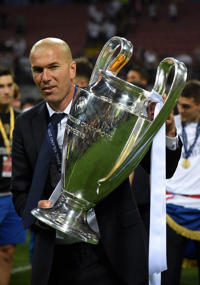 Avrupa'nın en büyüğü 'Real Madrid' 7