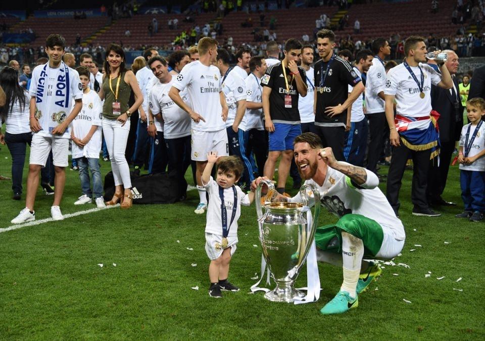 Avrupa'nın en büyüğü 'Real Madrid' 8