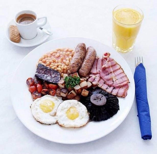 Hangi ülkenin kahvaltı tabağında ne var? 1