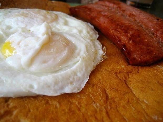 Hangi ülkenin kahvaltı tabağında ne var? 17