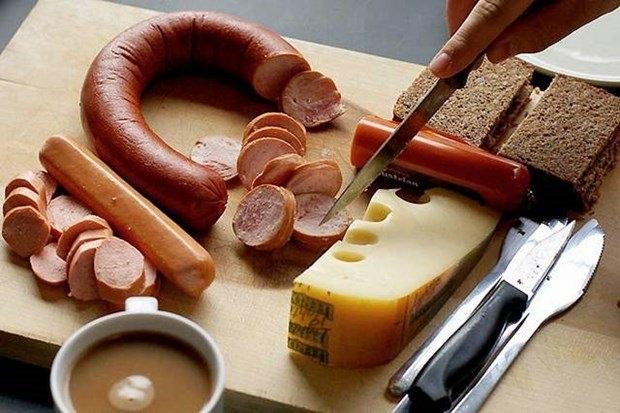 Hangi ülkenin kahvaltı tabağında ne var? 18