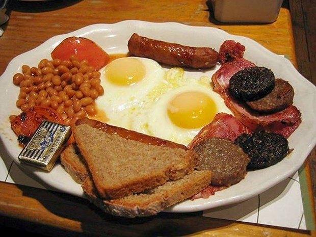 Hangi ülkenin kahvaltı tabağında ne var? 25