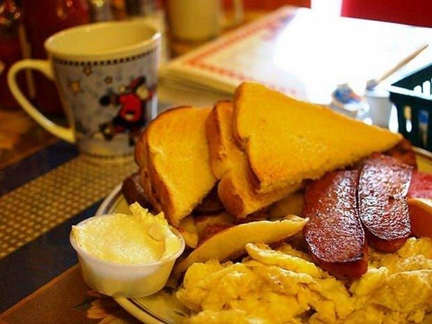 Hangi ülkenin kahvaltı tabağında ne var? 26