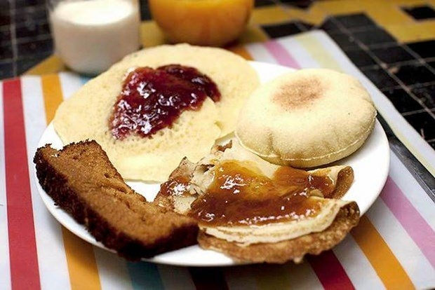 Hangi ülkenin kahvaltı tabağında ne var? 6