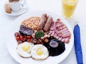 Hangi ülkenin kahvaltı tabağında ne var?