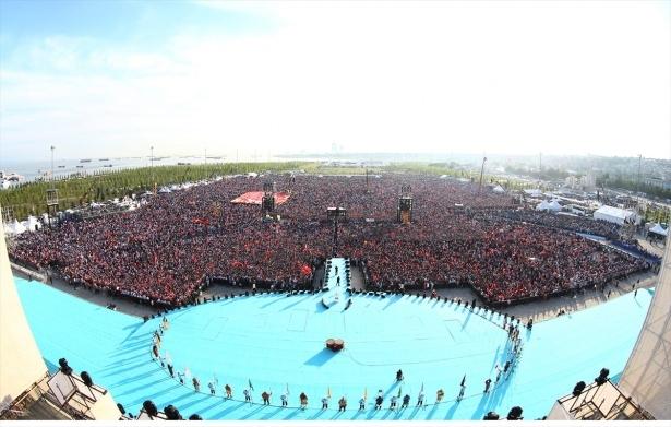 Yenikapı'da Fetih coşkusu 15