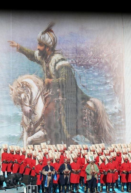 Yenikapı'da Fetih coşkusu 2