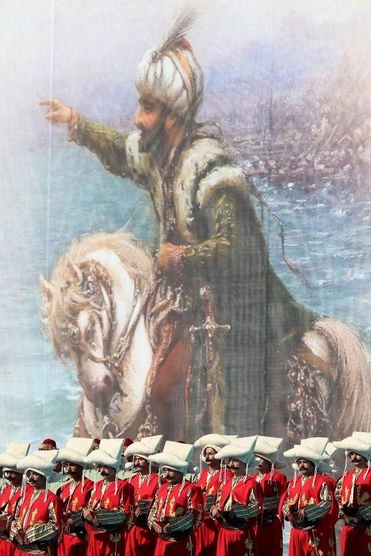 Yenikapı'da Fetih coşkusu 24