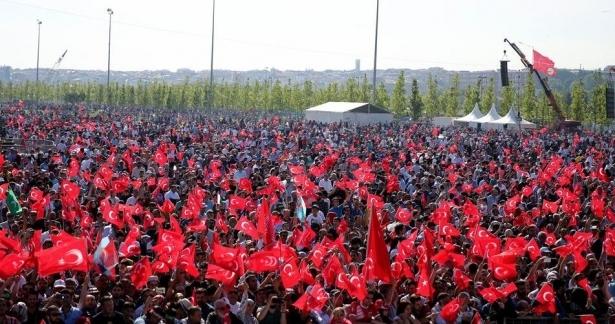 Yenikapı'da Fetih coşkusu 30