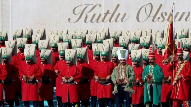 Yenikapı'da Fetih coşkusu 4
