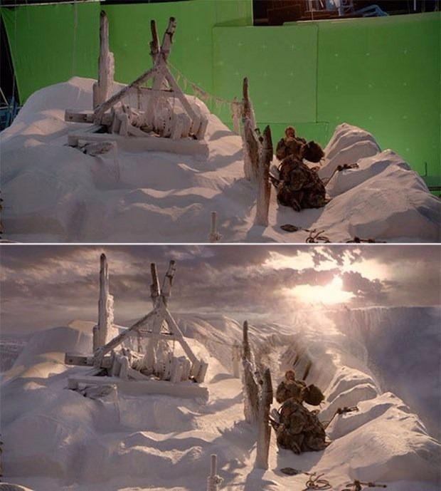 Bilgisayarla yapılmış 46 film efekti 16
