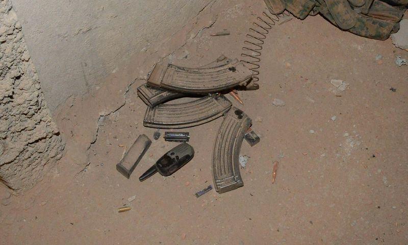 PKK'nın 'Patlayıcı imalathanesi' imha edildi 2