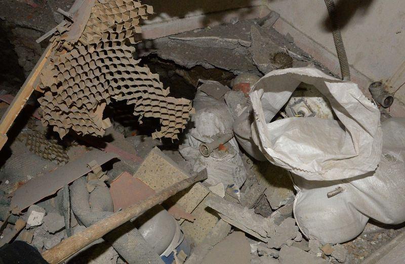 PKK'nın 'Patlayıcı imalathanesi' imha edildi 3