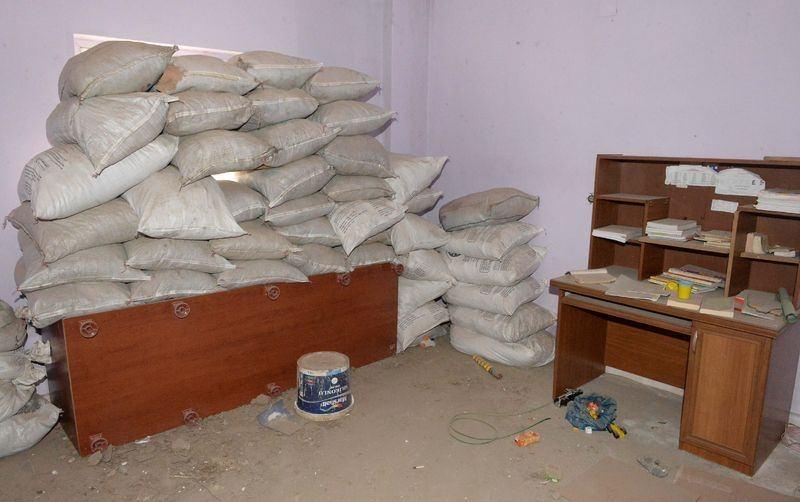 PKK'nın 'Patlayıcı imalathanesi' imha edildi 4