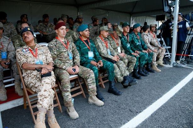 İngilizler Efes-2016'ya hayran kaldı 92