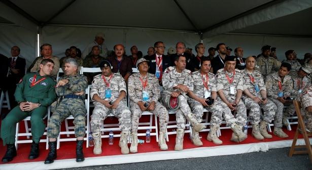 İngilizler Efes-2016'ya hayran kaldı 93