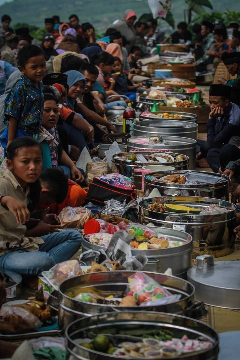 Ramazan ayını böyle kutladılar 14