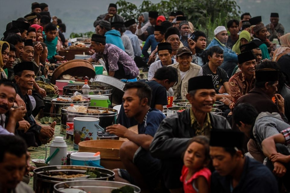 Ramazan ayını böyle kutladılar 16