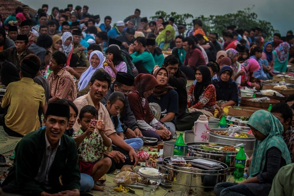 Ramazan ayını böyle kutladılar 17