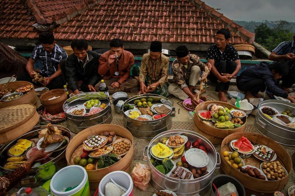 Ramazan ayını böyle kutladılar 18