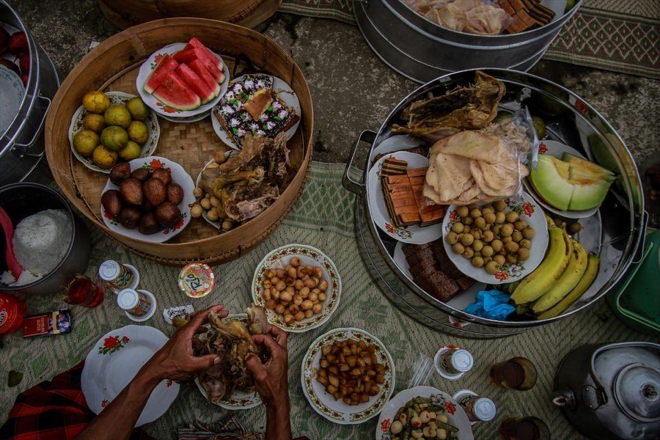 Ramazan ayını böyle kutladılar 19