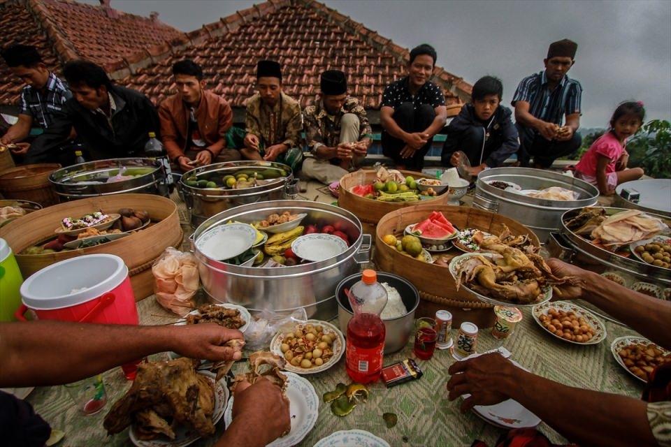 Ramazan ayını böyle kutladılar 20