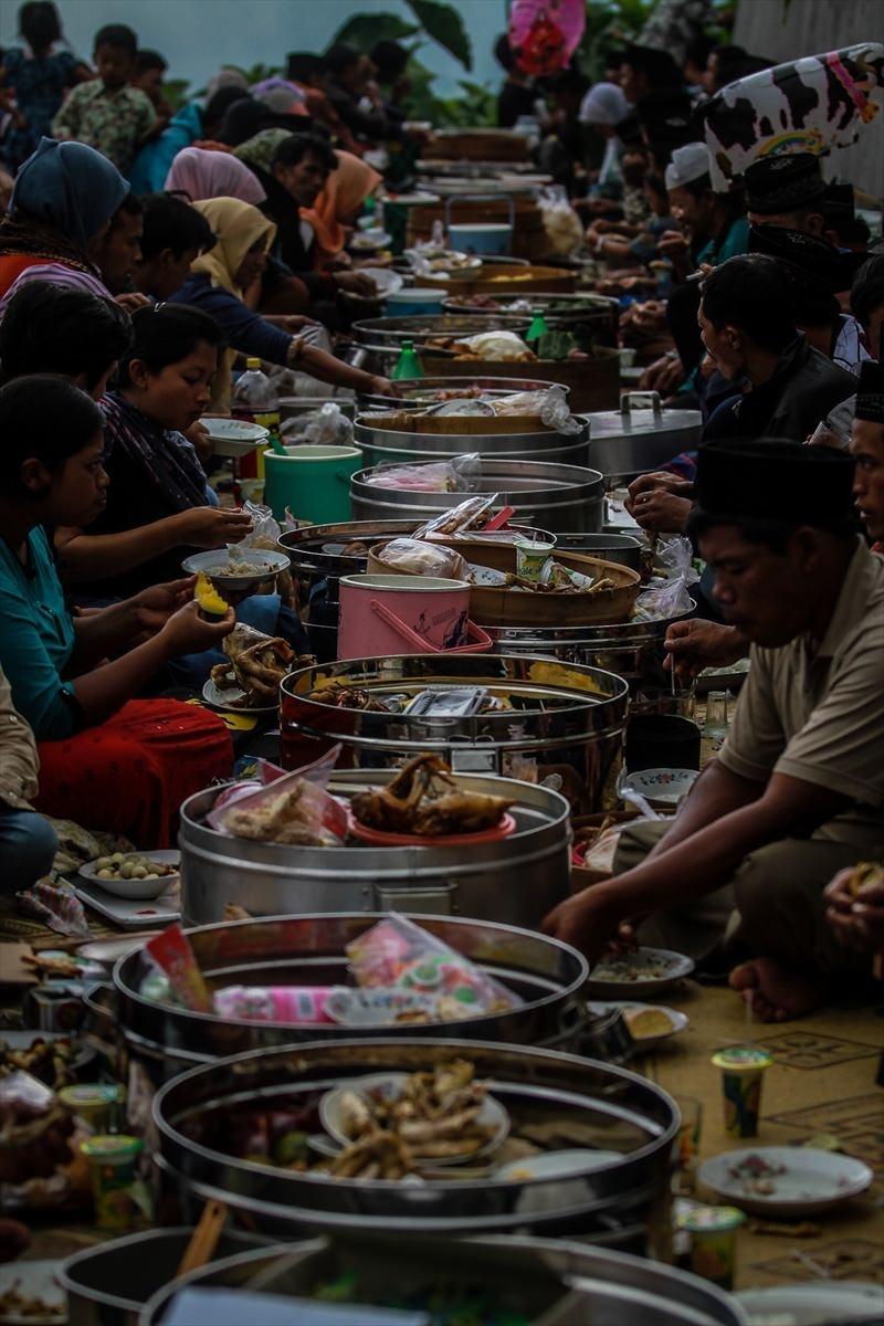 Ramazan ayını böyle kutladılar 23