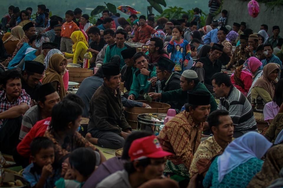 Ramazan ayını böyle kutladılar 24