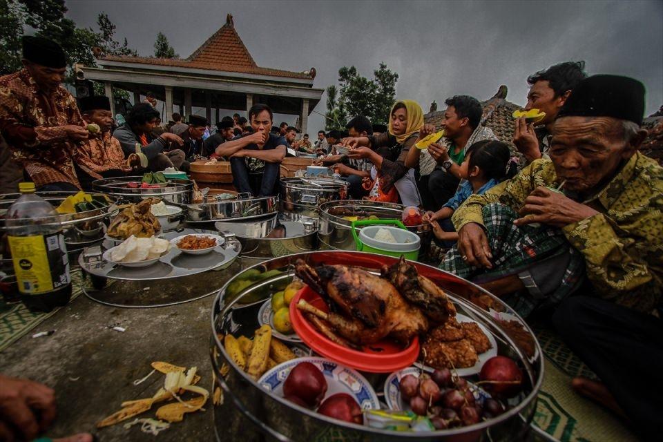 Ramazan ayını böyle kutladılar 28