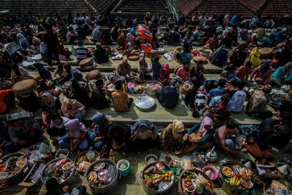 Ramazan ayını böyle kutladılar 4