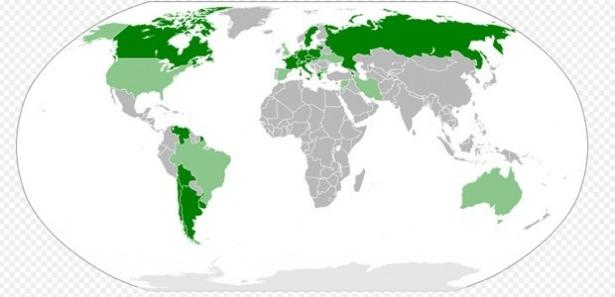 """1915 olaylarını """"soykırım"""" olarak tanıyan ülkeler 1"""