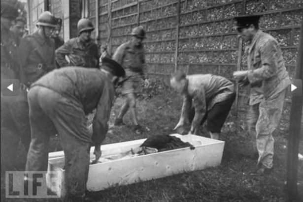 Almanya'nın utanç abidesi geçmişi 10