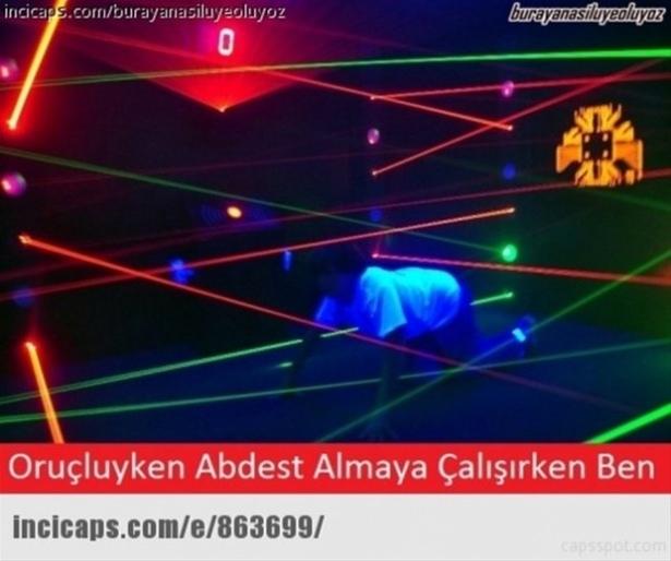 Sosyal medyayı sallayan 'Ramazan' capsleri 41