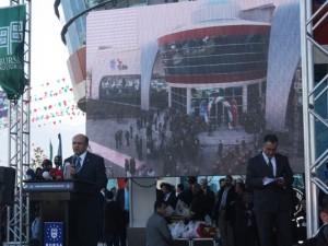 Türkiye'nin ilk bilim ve teknoloji merkezi açıldı