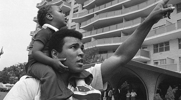 Muhammed Ali hayatını kaybetti 19