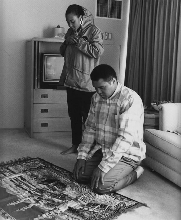 Muhammed Ali hayatını kaybetti 42