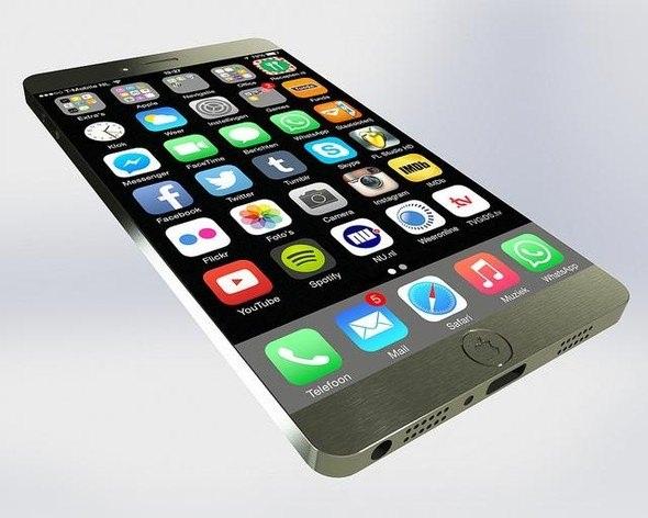 Bakın yeni iPhone nasıl olacak? 18