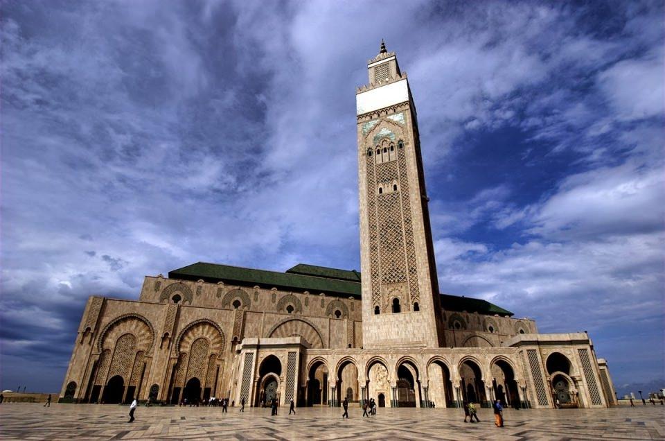 Dünyanın en ilginç camileri 12