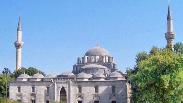 Dünyanın en ilginç camileri 15